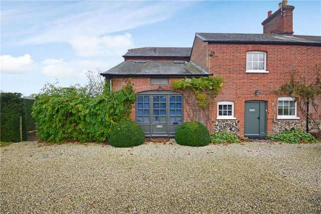 Thumbnail Cottage to rent in Newmarket Road, Kirtling, Newmarket, Cambridgeshire