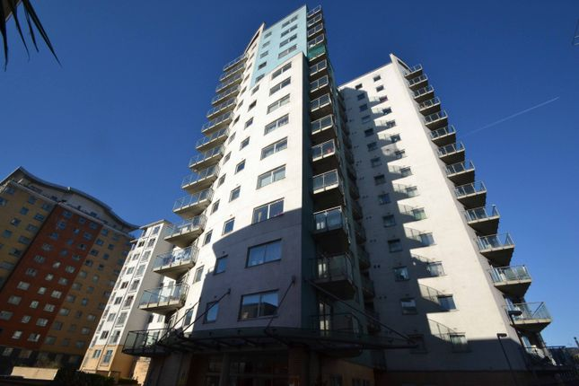 Thumbnail Flat for sale in Centreway Apartments, Axon Place, Ilford