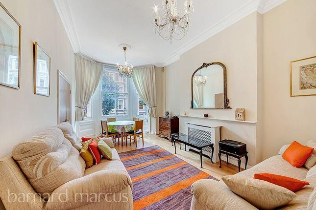 Thumbnail Flat to rent in Philbeach Gardens, London