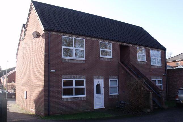 Thumbnail Flat to rent in Valley Road, Leiston