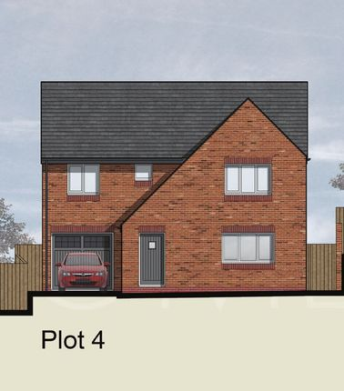Thumbnail Detached house for sale in Middleforth Court, Marshalls Brow, Penwortham