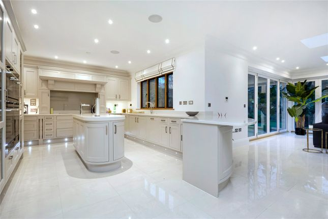 6 bed detached house for sale in Woodland Way, Kingswood, Tadworth, Surrey
