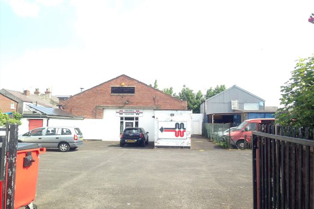 Thumbnail Industrial for sale in 117A-123A, Shakespeare Street, Southport