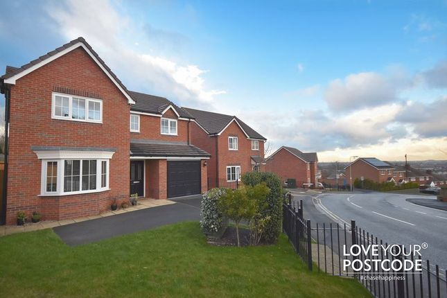 Thumbnail Detached house for sale in Poplar Rise, Tividale, Oldbury