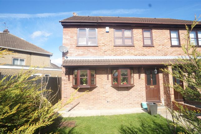 Thumbnail End terrace house to rent in Hurst Road, Bexley