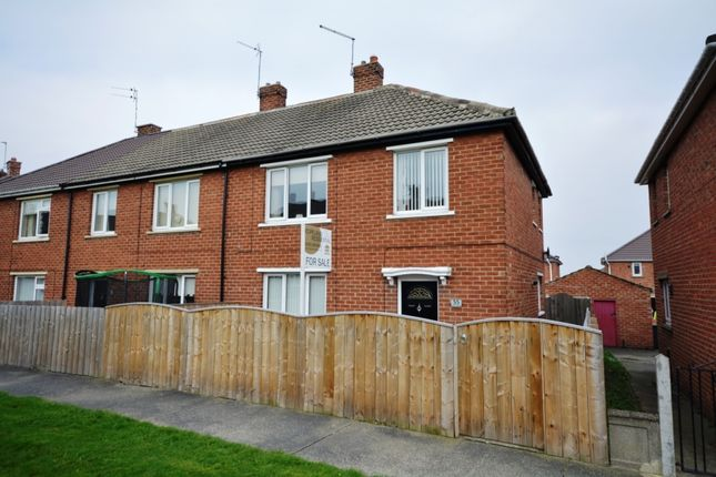 Thumbnail Terraced house for sale in Lowther Avenue, Chester Le Street