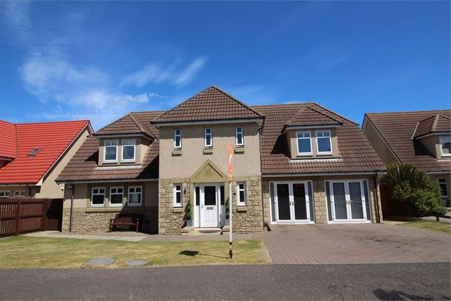 Thumbnail Detached house for sale in Craigfoot Walk, Kirkcaldy, Fife