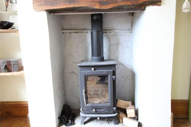 Woodburner of Holywell Square, Holywell, Wotton-Under-Edge GL12