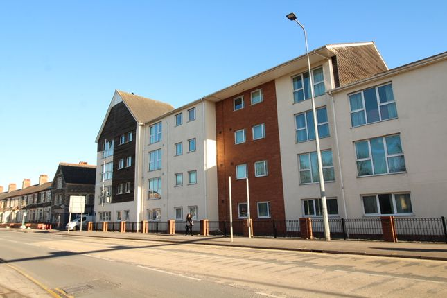 Thumbnail Flat for sale in Blackweir Terrace, Cathays, Cardiff