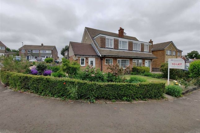 3 bed semi-detached house to rent in Windmill Drive, Northowram, Halifax HX3