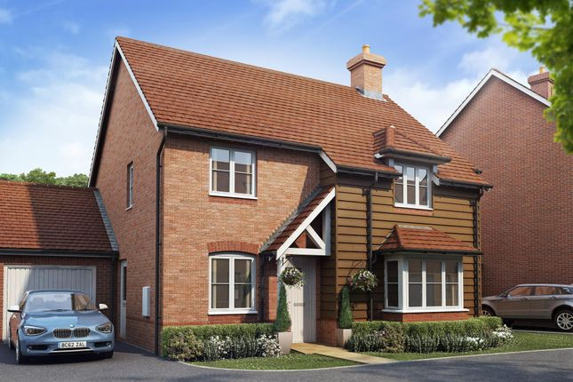 """Thumbnail Detached house for sale in """"Cambridge"""" at West End Lane, Henfield"""