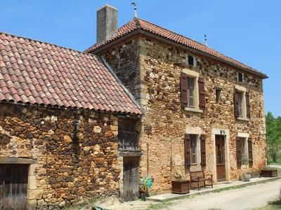 5 bed property for sale in Montclera, Lot, France