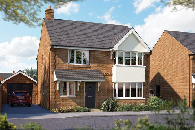 """Thumbnail Detached house for sale in """"The Canterbury"""" at Brook Street, Aston Clinton, Aylesbury"""