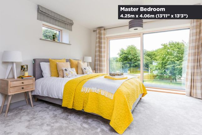 Master Bed of Brook Lane, Collingham, Newark NG23