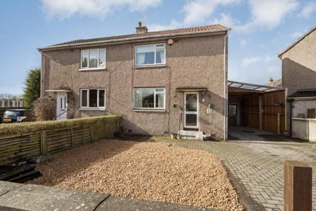 Thumbnail Semi-detached house for sale in Moss Road, Lenzie, Glasgow