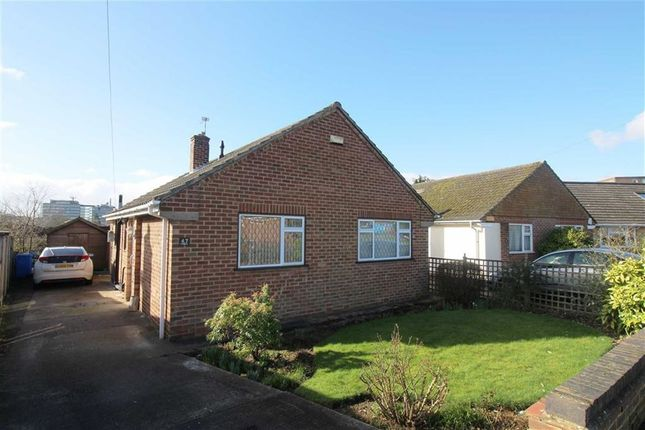 Thumbnail Detached bungalow to rent in Farnway, Darley Abbey, Derby