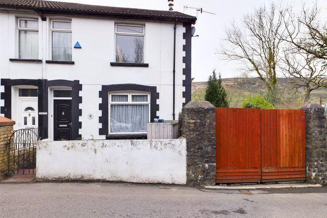 Thumbnail Semi-detached house for sale in Ash Road, Troedyrhiw, Merthyr Tydfil