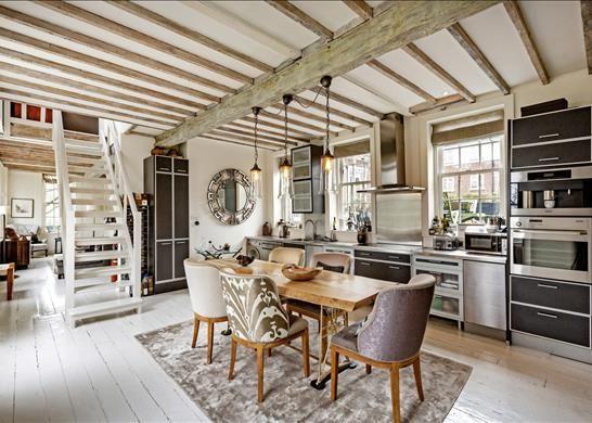 Thumbnail Property to rent in Mortlake High Street, London