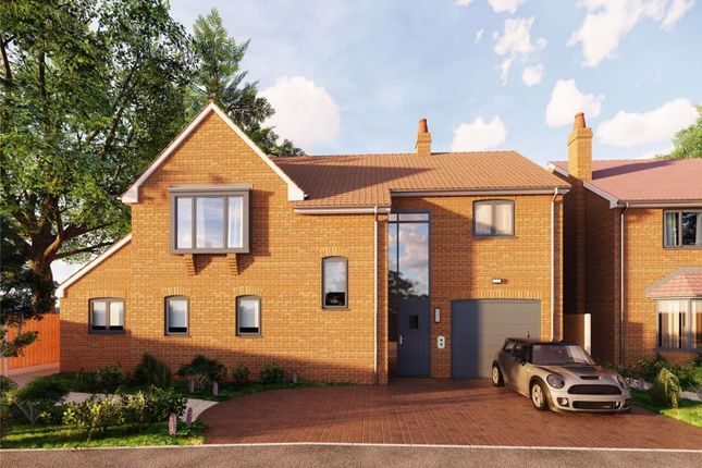 Detached house for sale in Golf Road, Radcliffe-On-Trent, Nottingham