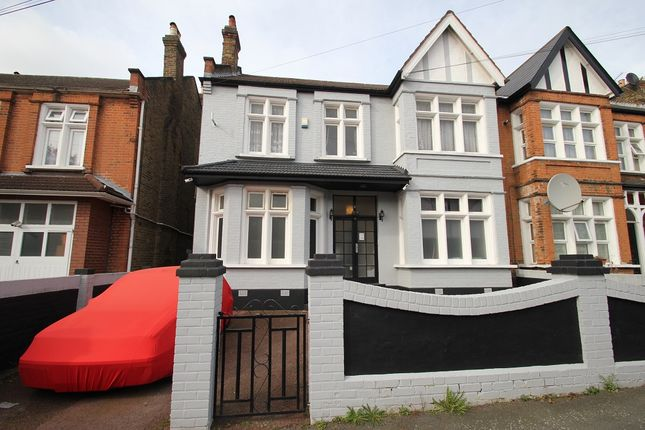 Thumbnail Semi-detached house for sale in Leytonstone, London