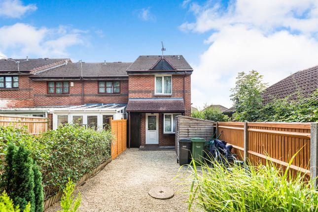 Thumbnail End terrace house for sale in Pheasant Walk, Littlemore, Oxford