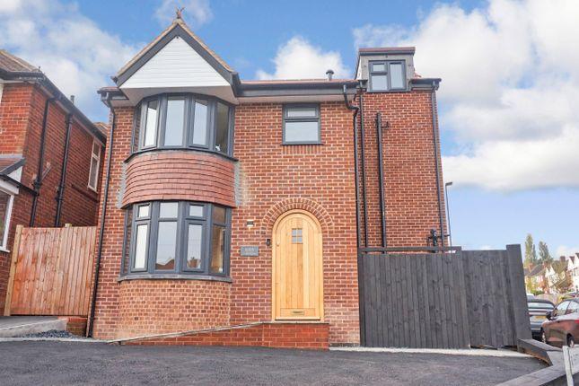 Thumbnail Detached house for sale in Coles Lane, Sutton Coldfield