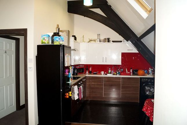 Thumbnail Shared accommodation to rent in Flat 3 The Masonic Hall, 2 New Road, Lancaster