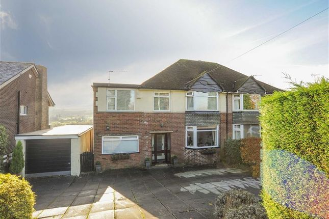 Thumbnail Semi-detached house for sale in Booth Road, Stacksteads, Bacup