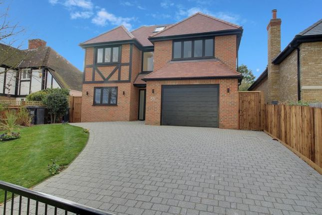 5 bed detached house for sale in Tolmers Road, Cuffley, Potters Bar