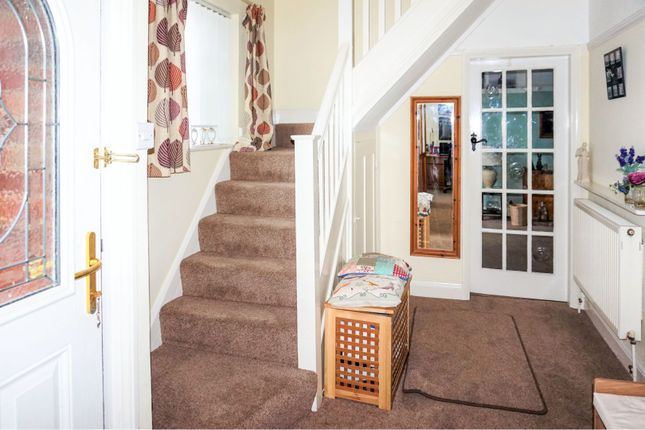 Entrance Hall of Hartfield Road, Leicester LE5
