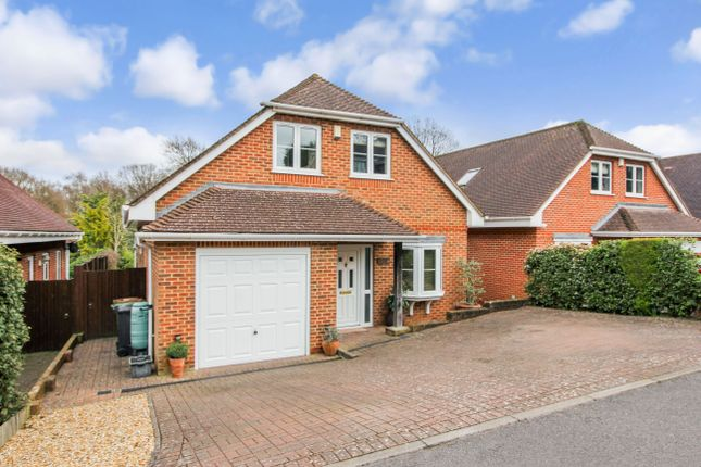 Thumbnail Detached house for sale in Ayerswood, Bursledon Road, Hedge End, Southampton