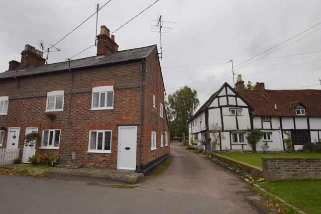 Thumbnail End terrace house to rent in Stocks Road, Aldbury, Tring