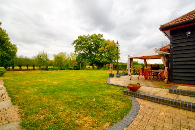 Rear Garden of Bethersden, Ashford TN26