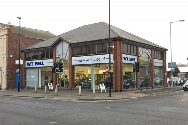 Thumbnail Warehouse to let in W.T. Bell Premises (Unaffected), Waterloo Road, Burslem, Stoke-On-Trent, Staffordshire
