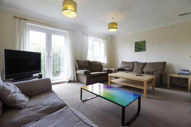 Thumbnail Semi-detached house to rent in Galingale View, Newcastle-Under-Lyme