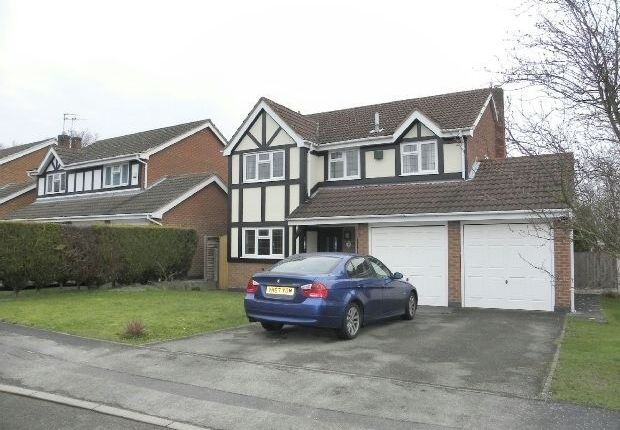 Thumbnail Detached house to rent in Far Rye, Wollaton, Nottingham