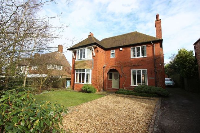 Thumbnail Detached house for sale in Cheadle Road, Cheddleton, Staffordshire