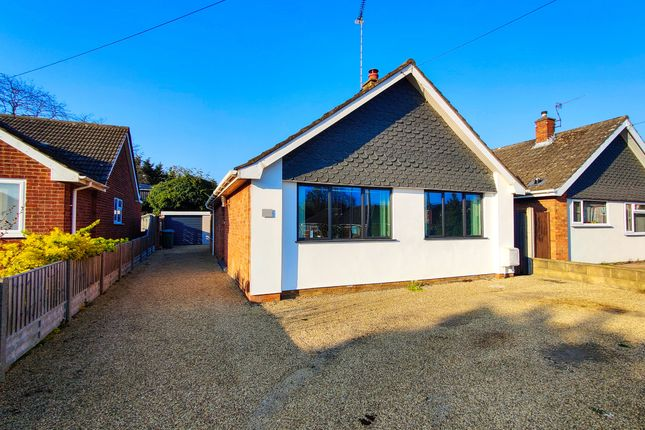 3 bed detached bungalow to rent in Lilian Close, Hellesdon, Norwich NR6