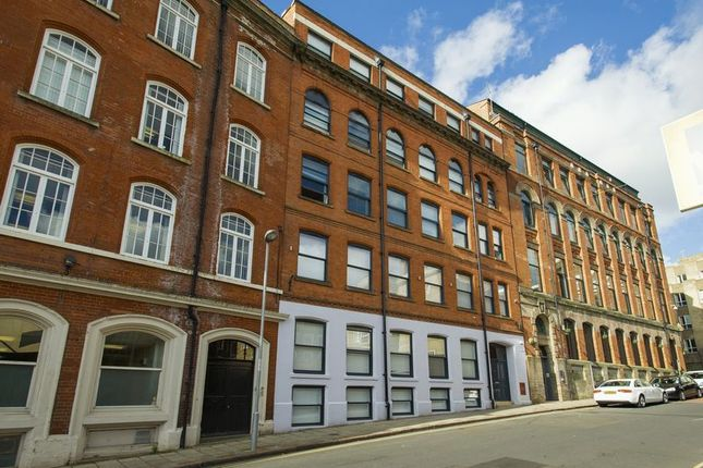 Thumbnail Flat to rent in Stanford Street, City Centre, Nottingham