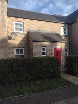 3 bed terraced house to rent in Columbine Road, Ely CB6