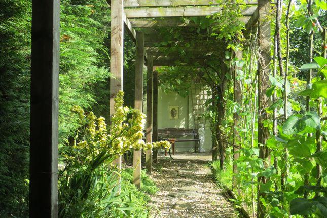 Garden of Main Road, Woodford, Berkeley GL13
