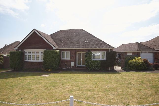 Thumbnail Bungalow for sale in The Thicket, Fareham