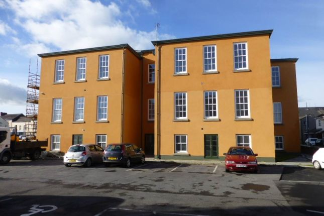 Thumbnail Flat to rent in Priory Street, Carmarthen