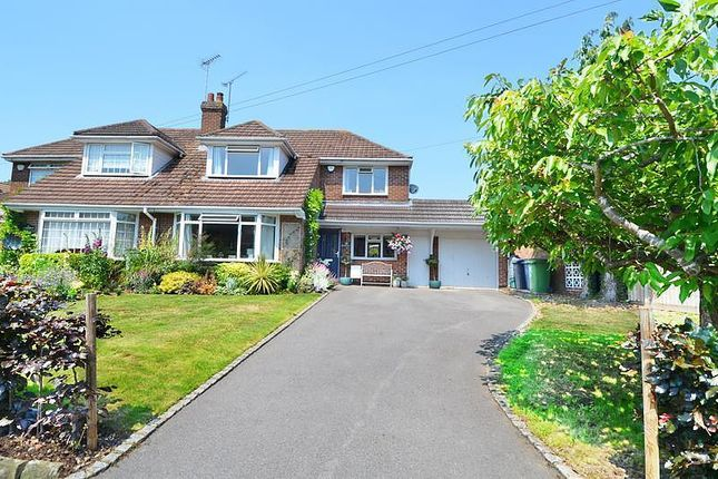 Thumbnail Semi-detached house for sale in Philip Drive, Flackwell Heath