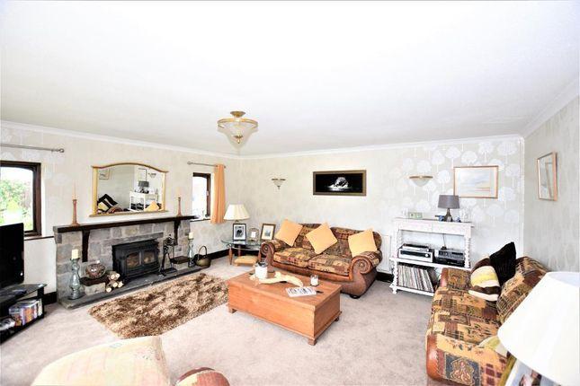 Thumbnail Detached bungalow for sale in Mains Lane, Poulton, Poulton Le Fylde, Lancashire