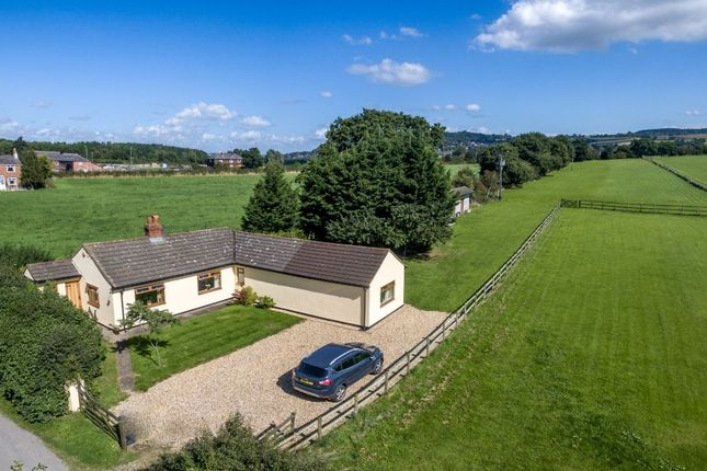 Thumbnail Detached bungalow for sale in Hapsford Lane, Helsby, Frodsham