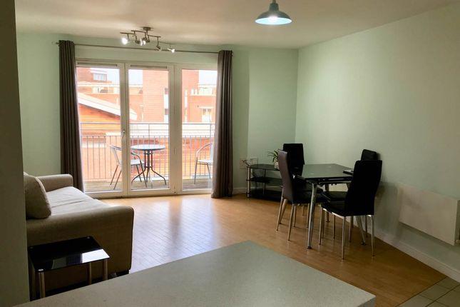 Thumbnail Flat to rent in Liberty Place, 26-38 Sheepcote Street, Birmingham