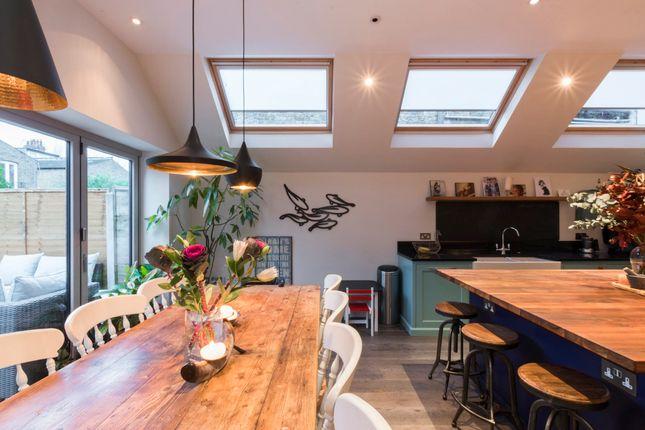 Thumbnail Town house to rent in Keslake Road, London