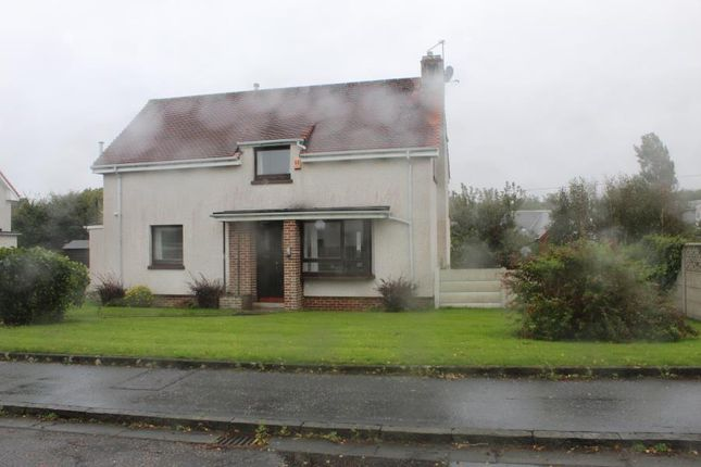 Thumbnail Detached house to rent in Greenan Place, Ayr, South Ayrshire