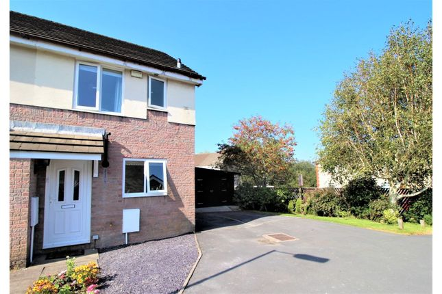Thumbnail 2 bed end terrace house for sale in Ffordd Tollborth, Swansea